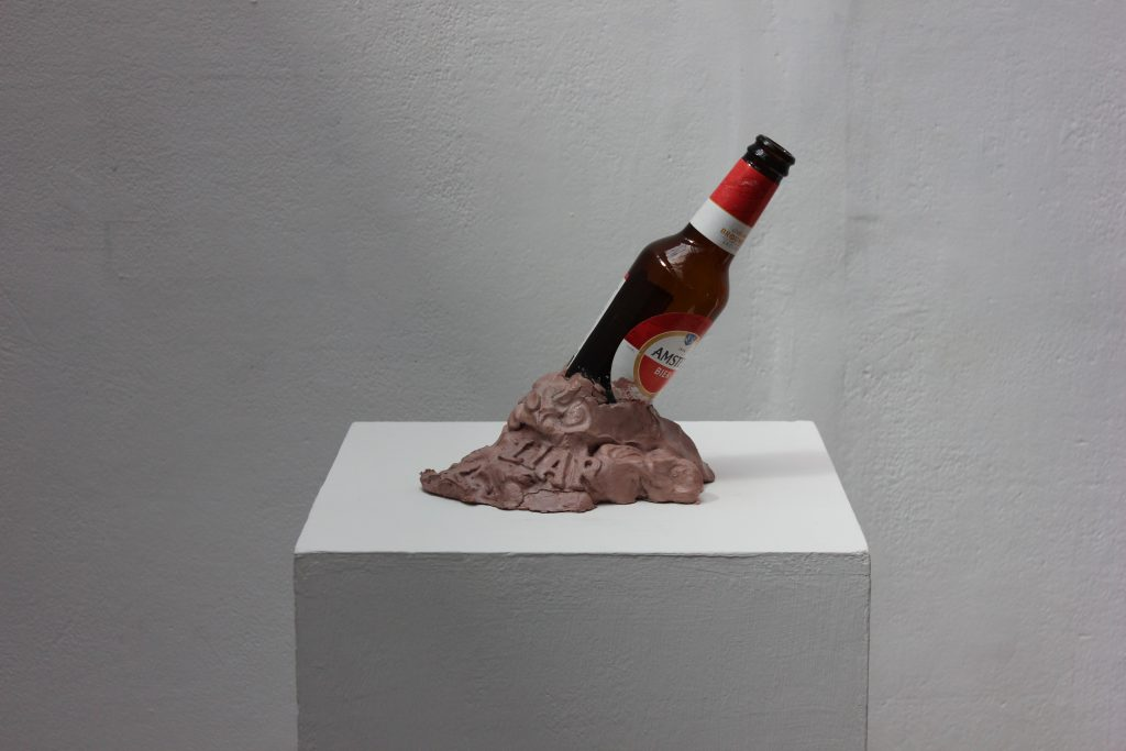 Charlotte Falkingham, All bottled up pt 1, 2021 -