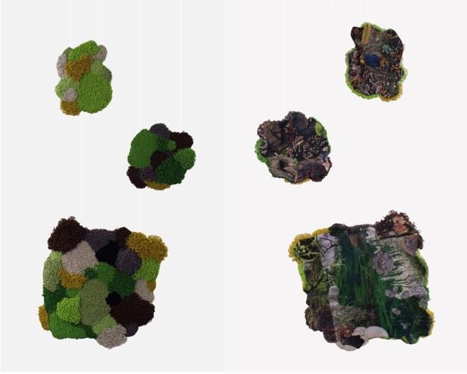 Kasey Renaghan Three rugs 2021-min