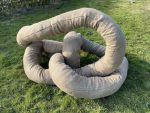 Zoe Weston Resolute Embrace Sculpture 2020